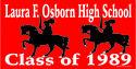 Laura F  Osborn Class of 1989