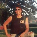 my senior year 1990