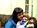 Jennifer Carder & Daughter 2008