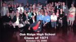 Class of '71 - 35th Year Reunion