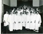 Confirmation Class Emmanuel Lutheran Church