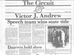 1986 Speech Team