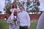 Me and my Princess at a Rose Bowl Practice 2006