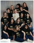 1991 Yearbook Staff