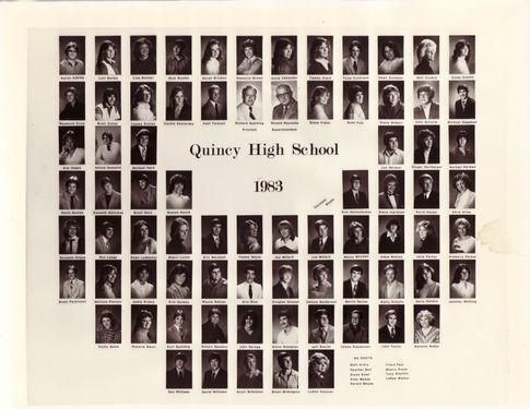 Quincy High Quincy, MI chigan Alumni Photos