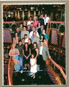 Group Picture of the Kearns Alumni Cruise Group.