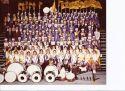 UM Marching Band, 1979
