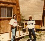 Karen Roppelt and Penny Araiza in Utah