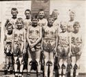 1951 GRADE SCHOOL BASKETBALL TEAM
