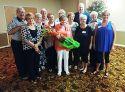 Linda (Biggs) Lange and 50th Reunion Committee Members-July 30, 2016