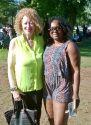 Me & Kathy Davis