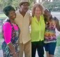 Lulu Robinson, Glenn Miller, me & Andrella Bohannon...