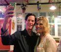Nancy Hertig and I at 45th CPHS class reunion.