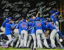 Cubs won World Series 2016, first time since 1908 Against Cleveland Indians!