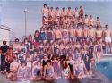 1984 Boys & GIrls Swim Team