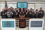 Gene Saunders opening NY Stock Exchange Dec 2007