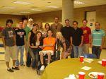 1st XC Alumni Dinner